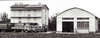 Traslado de la sede a Vignola, Italia, con el nuevo nombre TRANSMEC