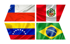 """The group expands outside Europe in Central and South America with the formation of """"Transmec Overseas"""" in Peru, Brazil, Chile and Venezuela"""
