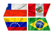 """Compania se extinde în afara Europei, în America Centrală și de Sud. Ia naștere """"Transmec Overseas"""" în Peru, Brazilia, Chile și Venezuela"""