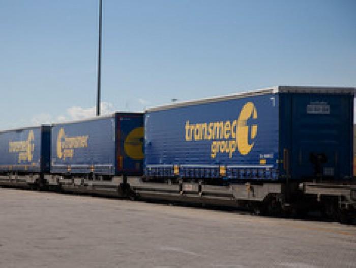Exclusivo servicio intermodal Italia-Rumania