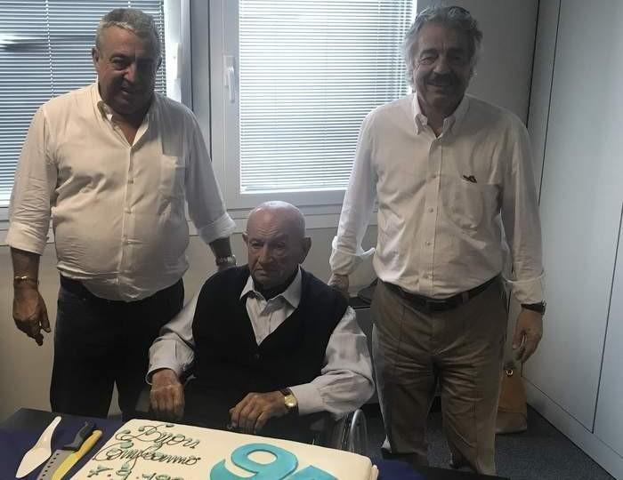 Happy 95th Birthday Domenico Montecchi