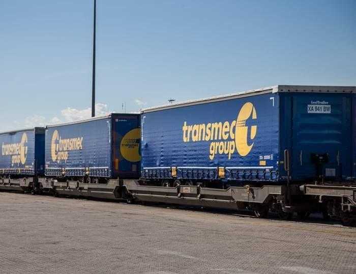 Transmec invierte 6 millones de € para satisfacer la demanda de transportes intermodales