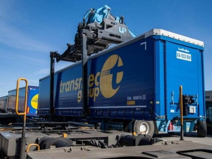 La solución del transporte intermodal Italia-Reino Unido