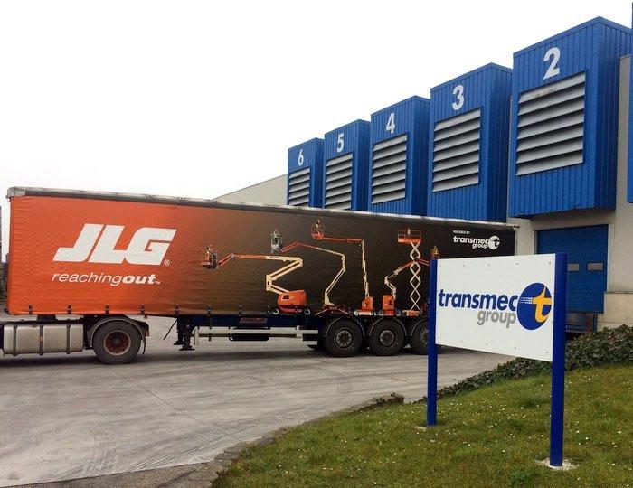 Parteneriatul cu JLG în plină ascensiune