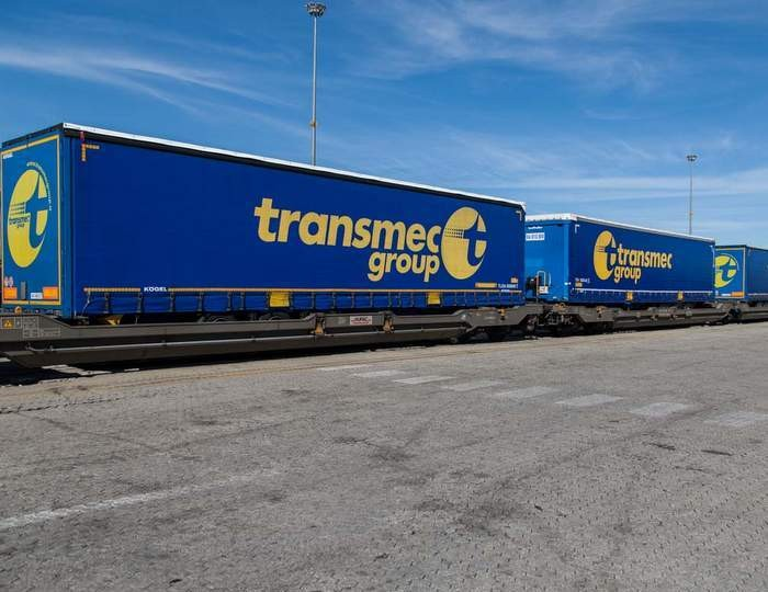 Regular Departures for Transmec's Trains, even during August