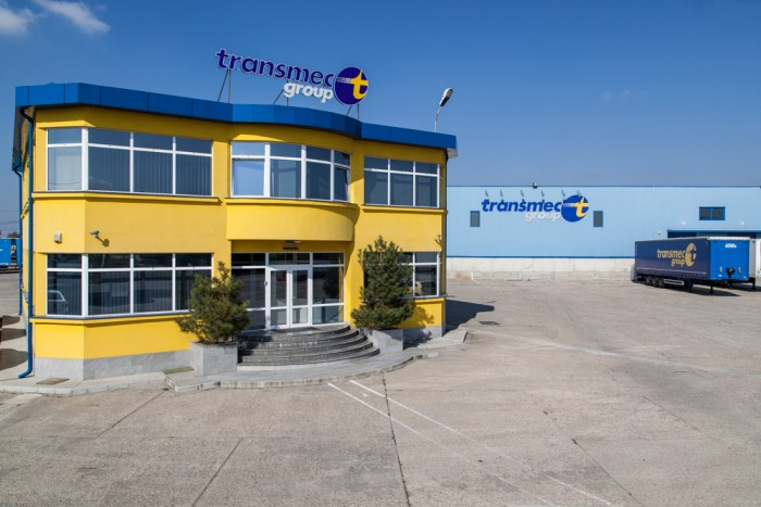 Second place in the list of top logistics and transport companies in Romania
