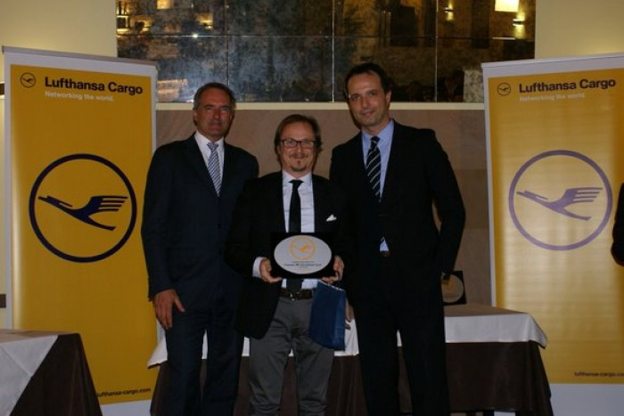 Transmec Group se adjudica el Lufthansa Cargo Award