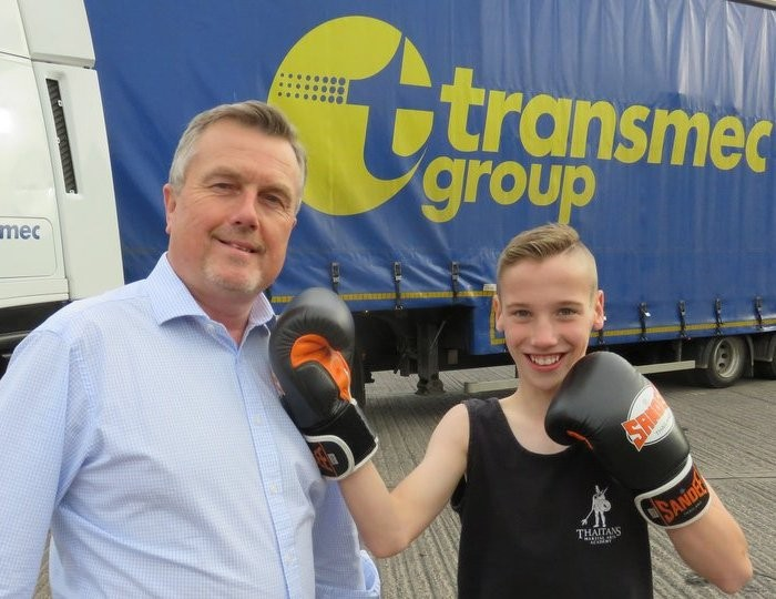 Transmec supports young world champion