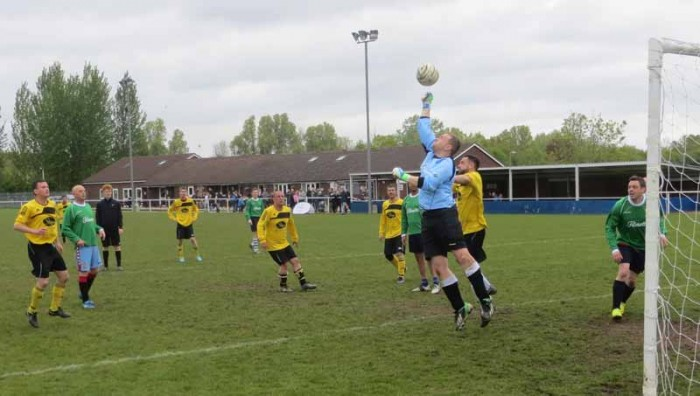 Victory for Transmec in latest charity match